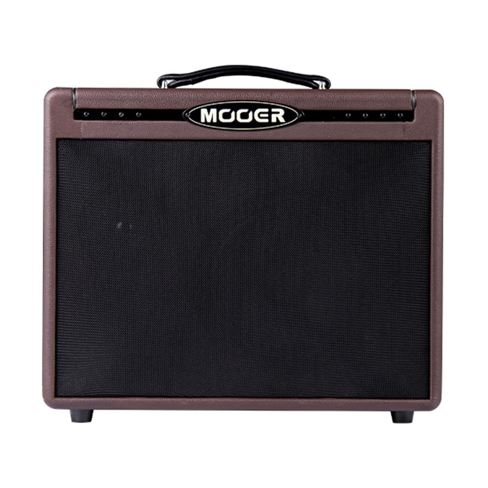 speakers-subwoofers MOOER SD50A Multifunctional Dual-Channel Analog Preamp Acoustic Guitar Speaker HOB1768476