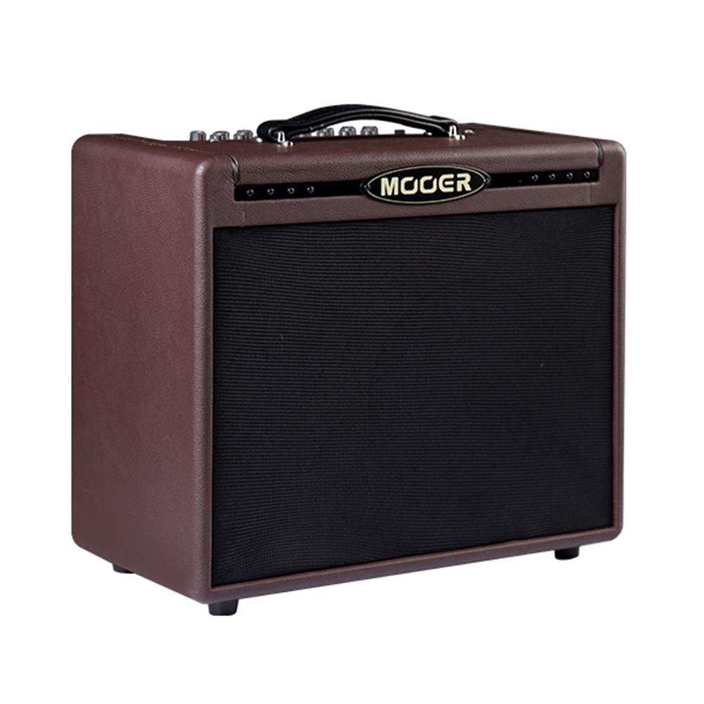 speakers-subwoofers MOOER SD50A Multifunctional Dual-Channel Analog Preamp Acoustic Guitar Speaker HOB1768476 1