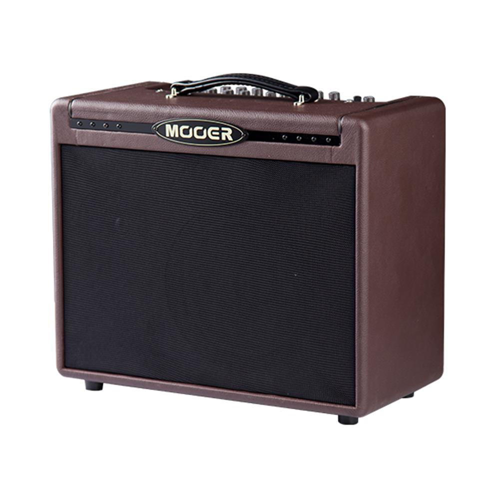 speakers-subwoofers MOOER SD50A Multifunctional Dual-Channel Analog Preamp Acoustic Guitar Speaker HOB1768476 2