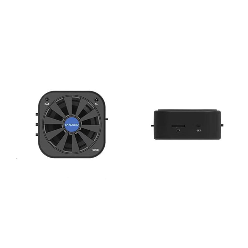 rc-quadcopter-parts SKYDROID LS-01 Mini Walkie Talkie Sky Speaker Wireless Megaphone Laudspeakers Universal for RC Drone HOB1768567 3