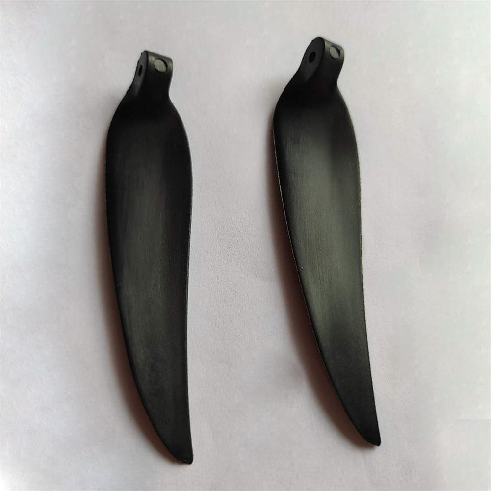 rc-airplane-parts 1 Pair 10 inch 1060 Nylon and Glassfiber Folding Propeller for RC Airplane HOB1771288 1