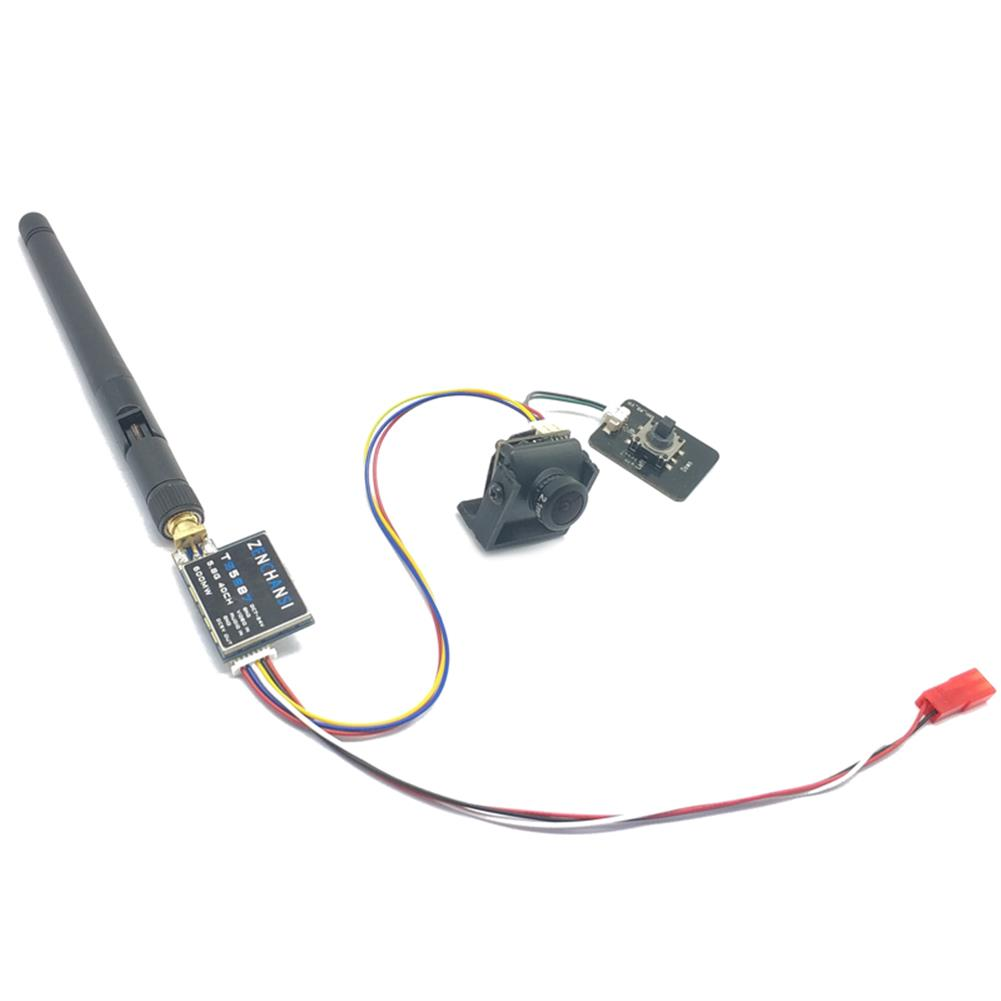 fpv-system EWRF TS5887 5.8G 40CH 600mW FPV Transmitter +1/3 CMOS Sensor 2.1mm 1200 TVL NTSC/PAL Switchable FPV Camera Combo for FPV Racing RC Drone HOB1771614 1