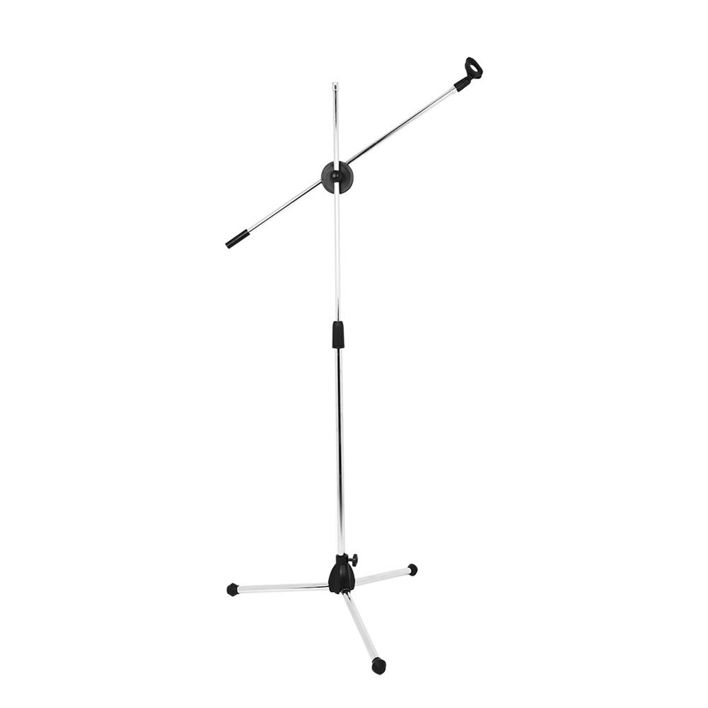 strings-accessories HL-13 Microphone Stand Live Performance Vertical Bold Multifunctional Dual Regulation Wheat Clip HOB1771717 1