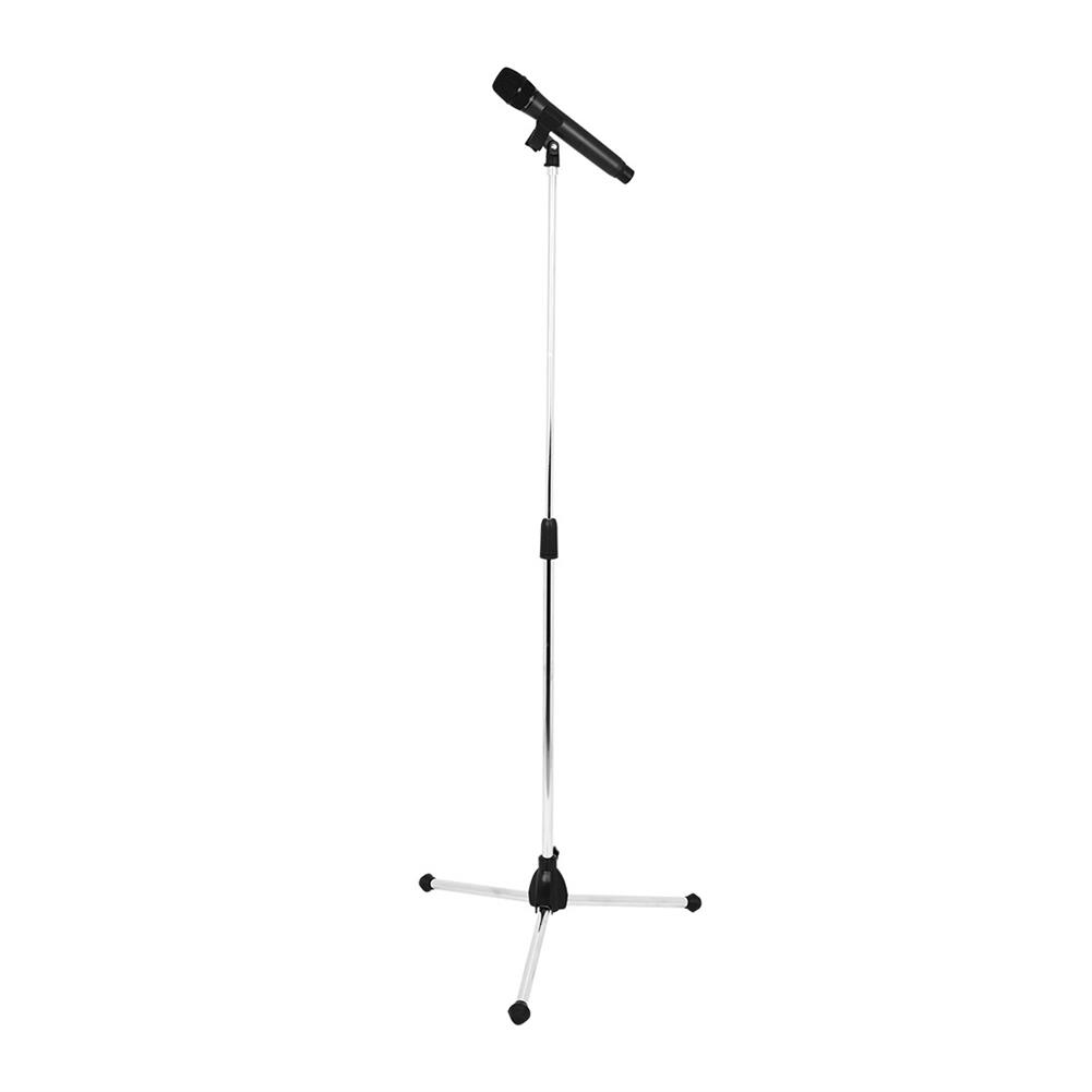 strings-accessories HL-13 Microphone Stand Live Performance Vertical Bold Multifunctional Dual Regulation Wheat Clip HOB1771717 2
