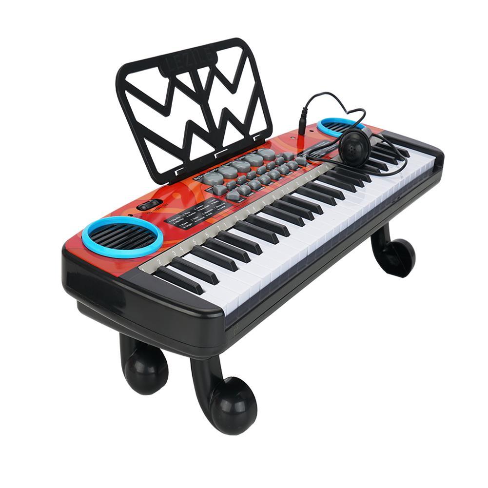 electronic-keyboards MoFun 4901A 49 Keys Children Electronic Keyboard Multi Mode Piano for Children Educational Toys HOB1771748 1