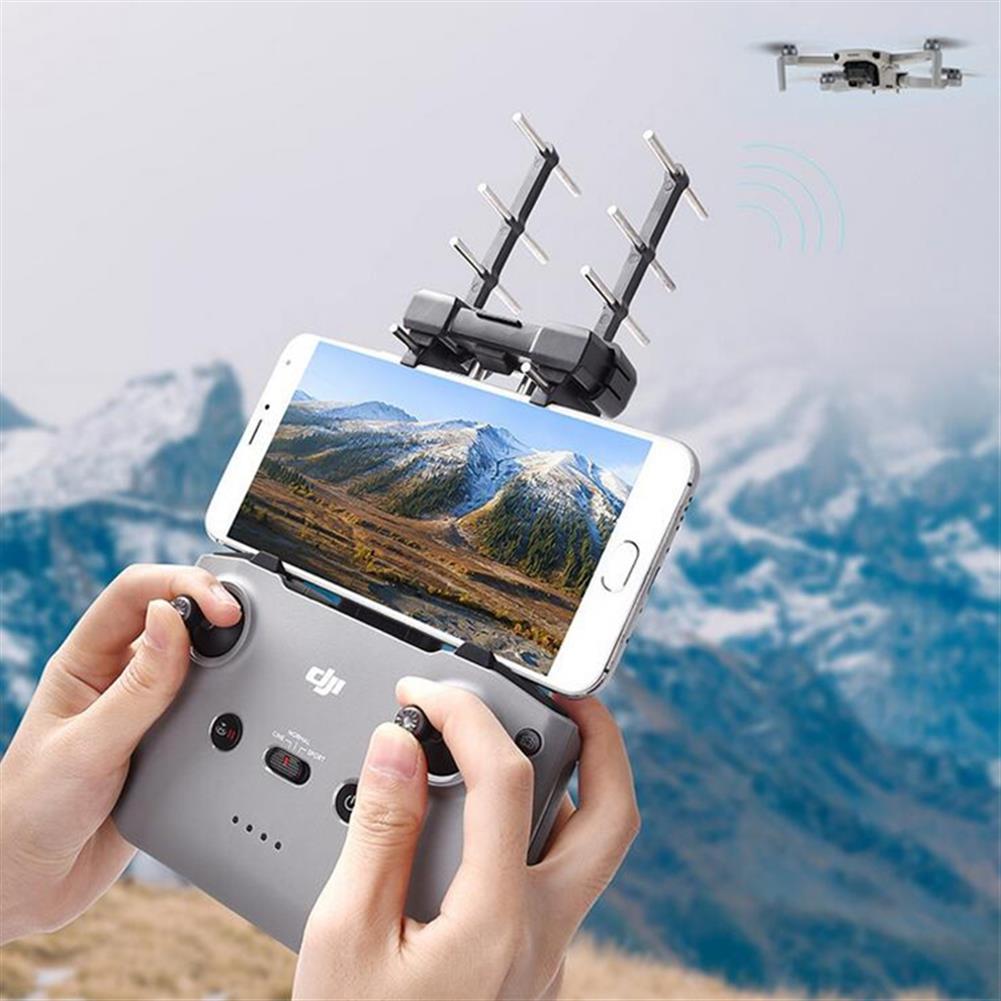 rc-quadcopter-parts STARTRC Remote Controller 2.4Ghz Yagi-Uda Antenna Range Extender for DJI Mavic Air 2 / AIR 2S / Mini 2 Drone HOB1771774