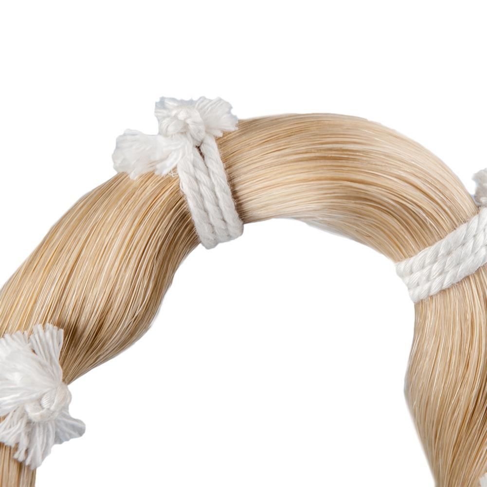 strings-accessories NAOMI 3/4 4/4 Bundle of Horsehair Violin Knot HOB1775079 2