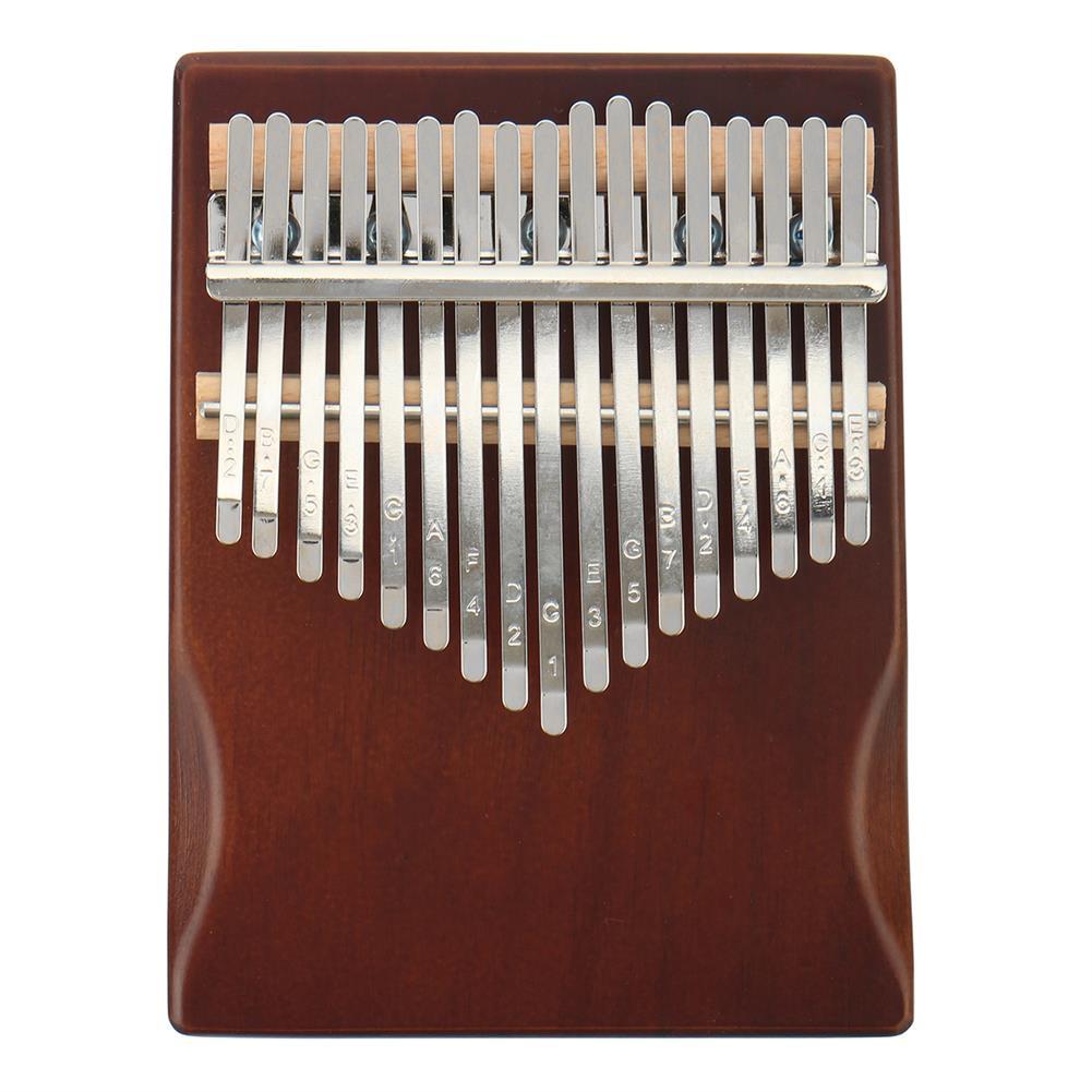 kalimba 17 Key Kalimba Spruce Wood Thumb Piano Finger Musical Beginner instrument Gift HOB1775391