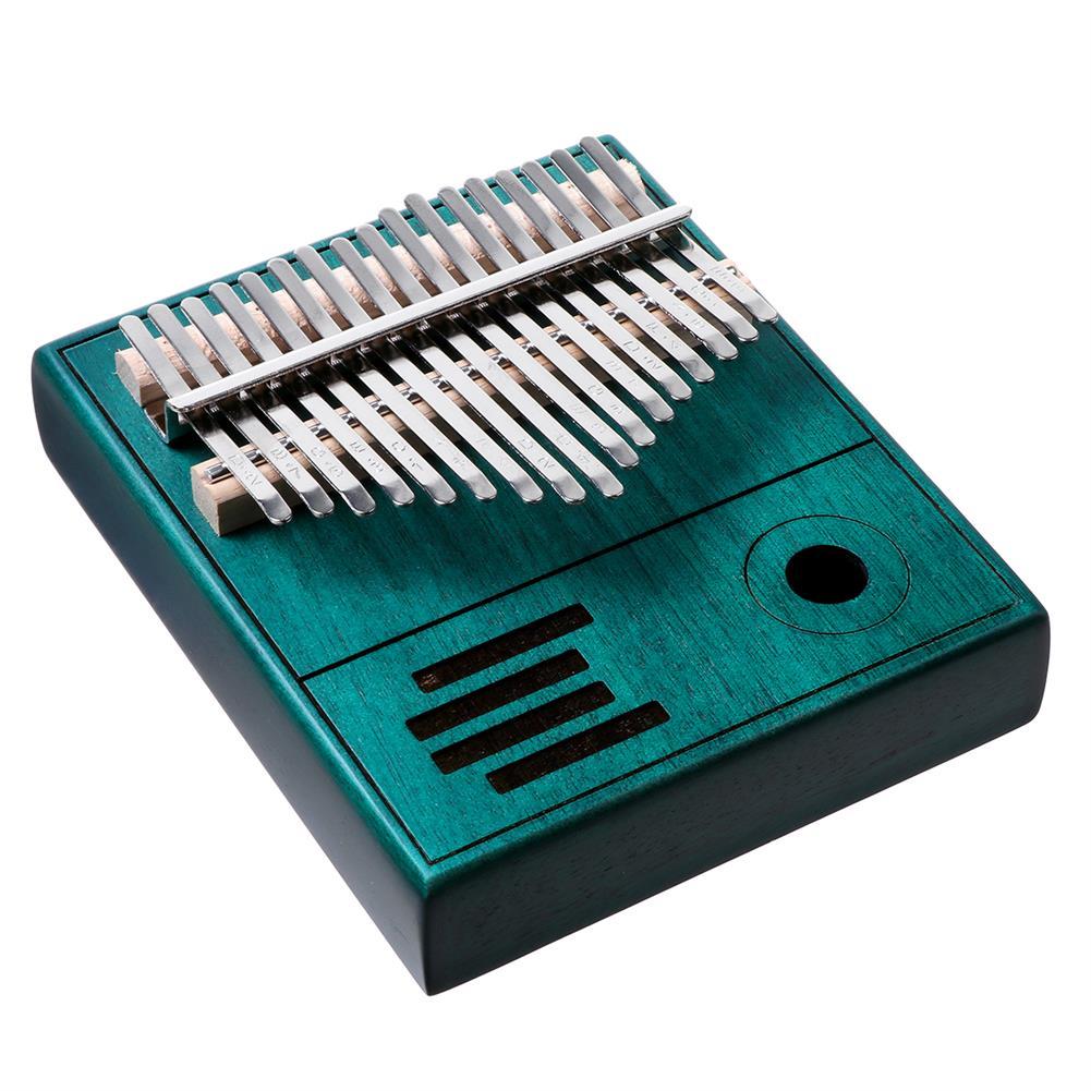 kalimba 17 Key Kalimba Thum Finger Piano Beginner Practical Wood Musical instrument Gift HOB1775396 1