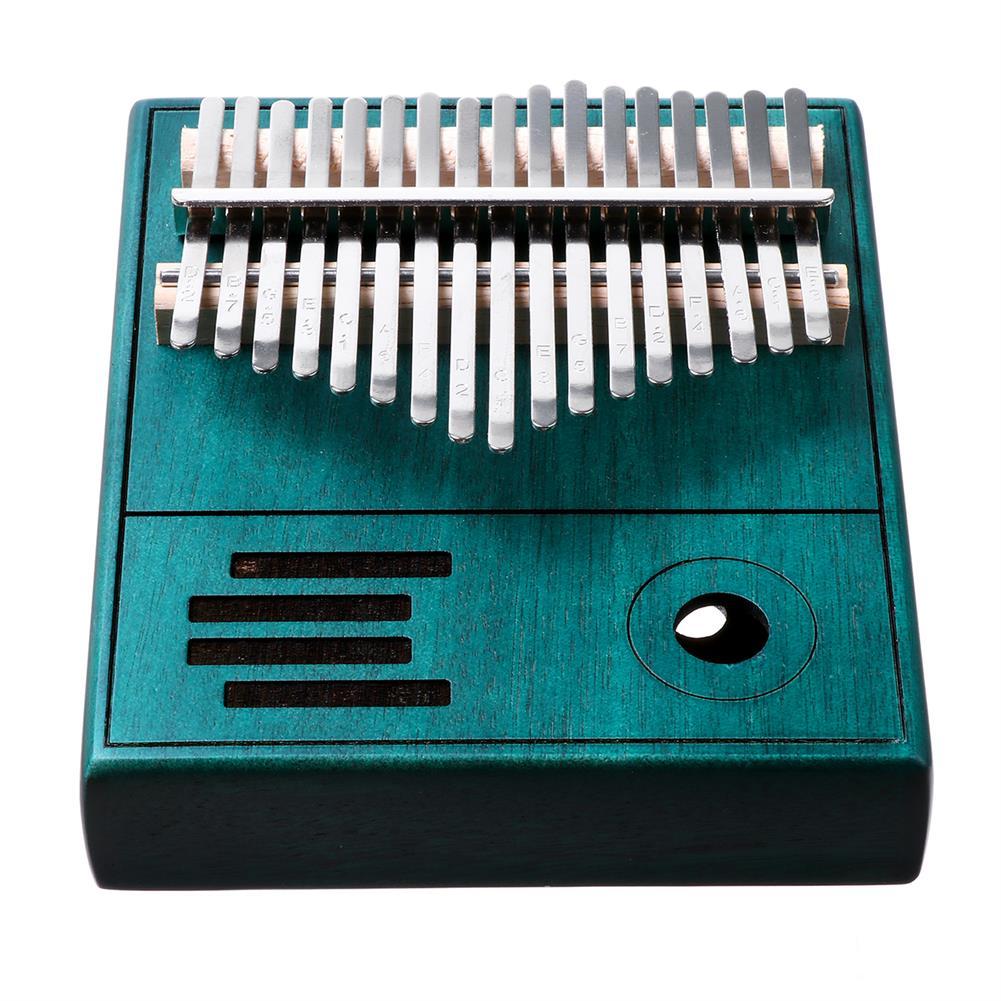 kalimba 17 Key Kalimba Thum Finger Piano Beginner Practical Wood Musical instrument Gift HOB1775396 2