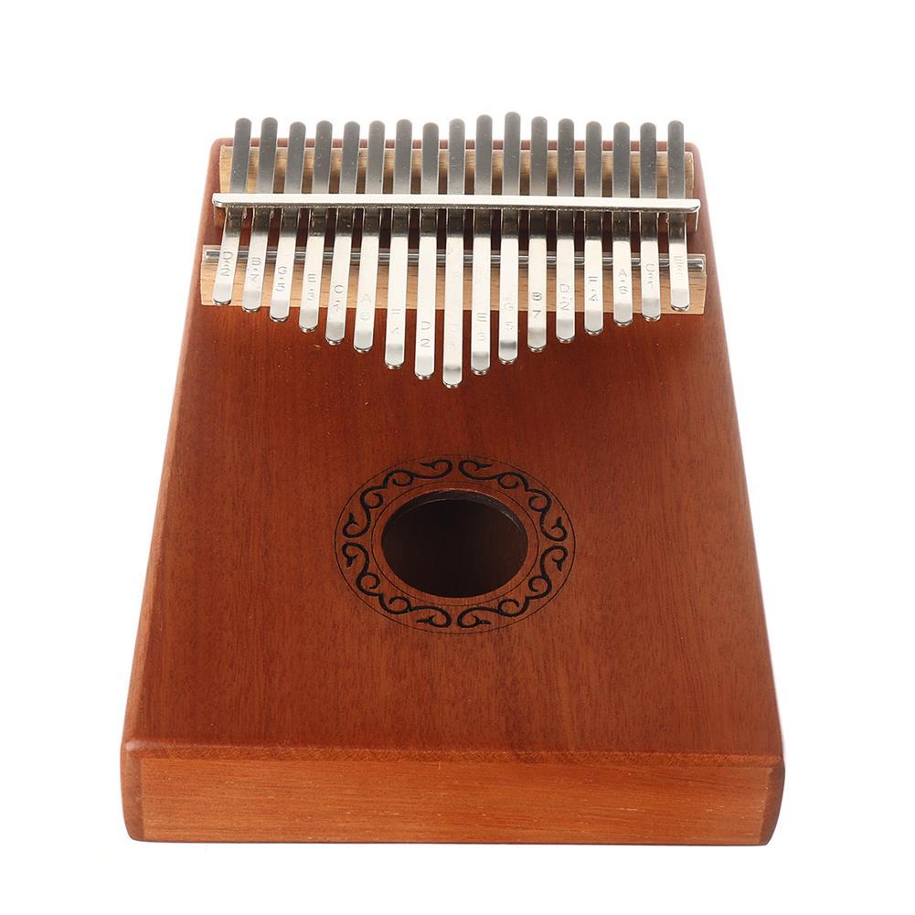 kalimba 17 Key Kalimba Thum Finger Piano Beginner Practical Wood Musical instrument Kit HOB1776088 1