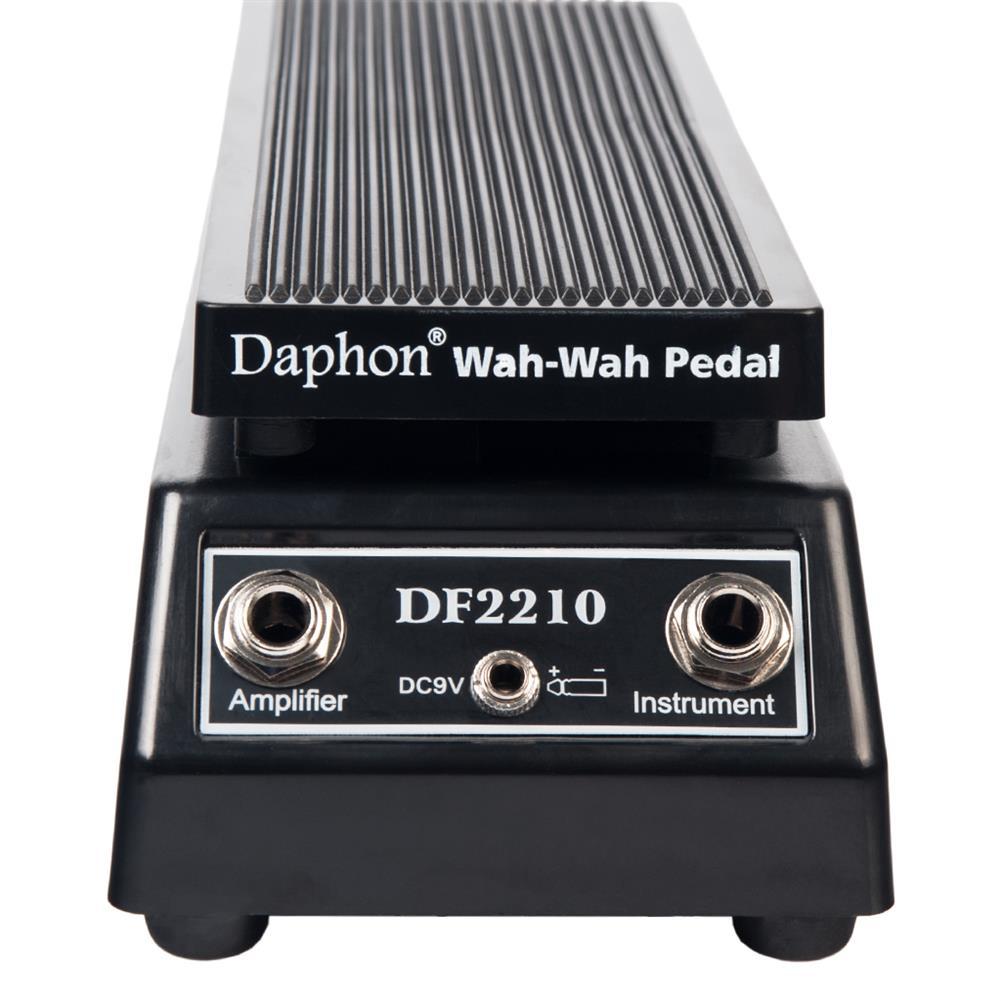 guitar-accessories NAOMI DF2210 Guitar Stereo Volume Pedal Wah Wah Pedal for DJ Electric Guitar Players HOB1776756 1