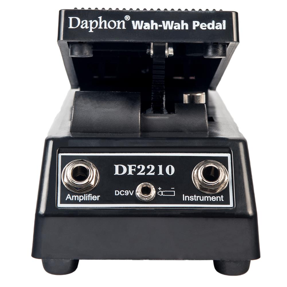 guitar-accessories NAOMI DF2210 Guitar Stereo Volume Pedal Wah Wah Pedal for DJ Electric Guitar Players HOB1776756 2