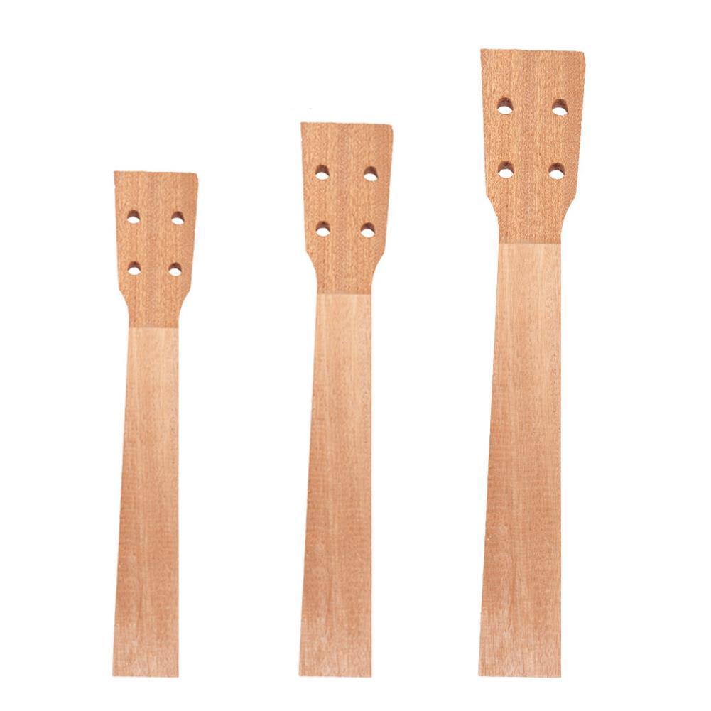 guitar-accessories NAOMI Flat Head Ukulele Head Neck for 26/23/21 inch Ukulele HOB1776767