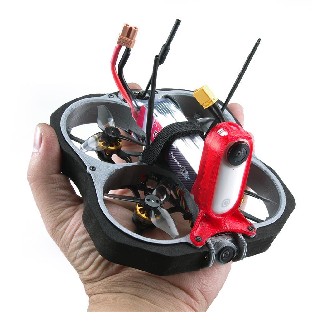 fpv-racing-drone GEELANG LIGO78X 360GO 2inch 78mm Wheelbase Ducted CineWHOOP FPV Racing Drone PNP/BNF w/ 800TVL 800x600 GL950 Camera SH50AF4 MATEKF411 2-3S FC 4 in 1 ESC GL1202 8700KV Motor HOB1777367 2