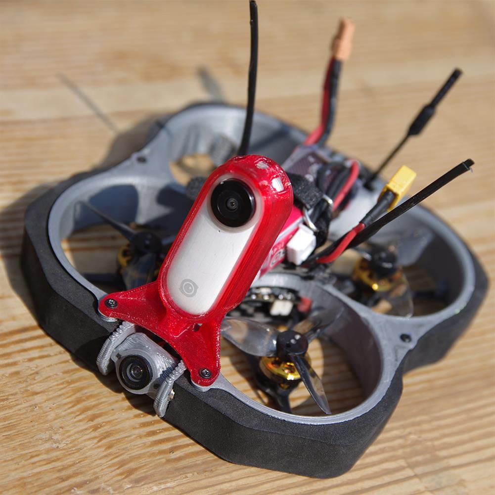 fpv-racing-drone GEELANG LIGO78X 360GO 2inch 78mm Wheelbase Ducted CineWHOOP FPV Racing Drone PNP/BNF w/ 800TVL 800x600 GL950 Camera SH50AF4 MATEKF411 2-3S FC 4 in 1 ESC GL1202 8700KV Motor HOB1777367 3