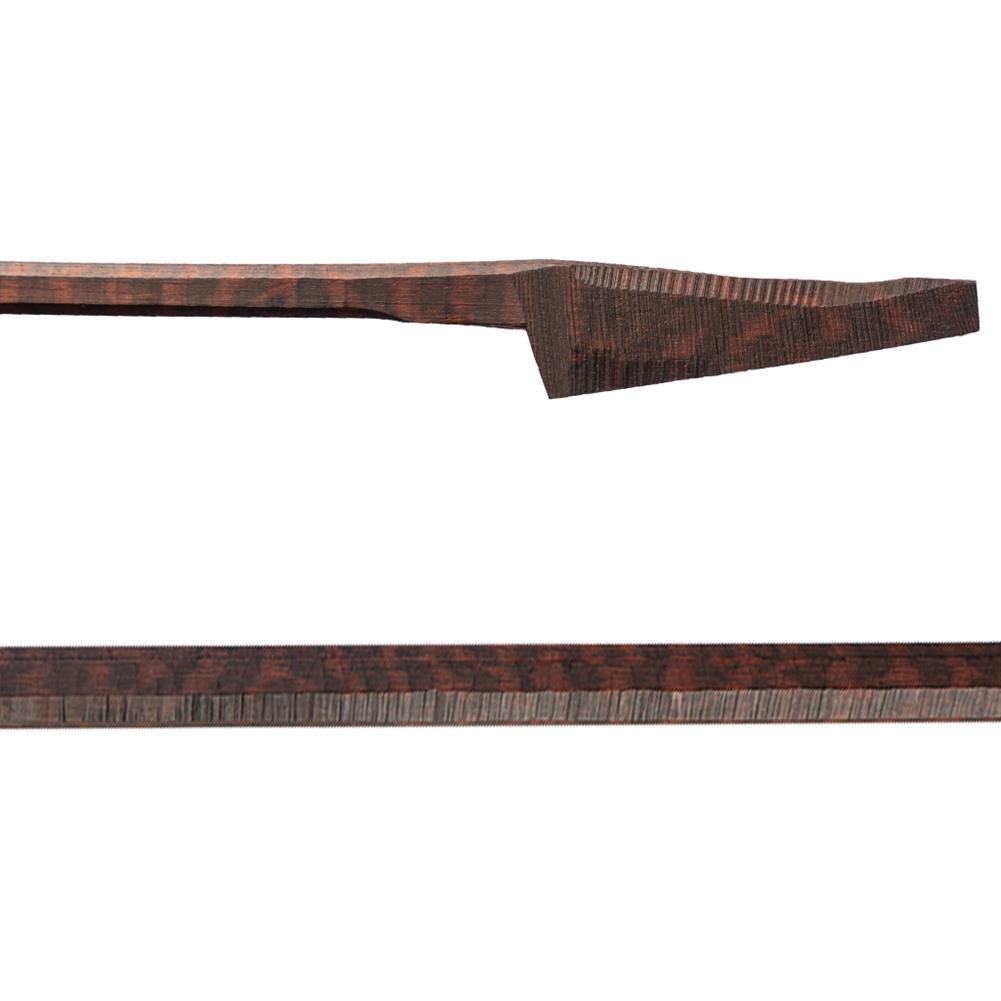 strings-accessories NAOMI Snake Wood Blank Baroque Blank Violin Bow for 4/4 Violin HOB1777694