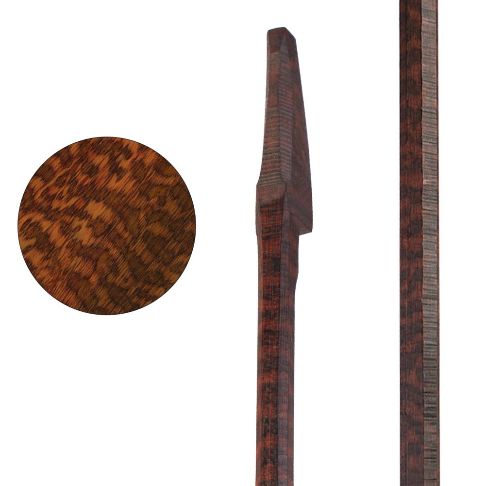 strings-accessories NAOMI Snake Wood Blank Baroque Blank Violin Bow for 4/4 Violin HOB1777694 1