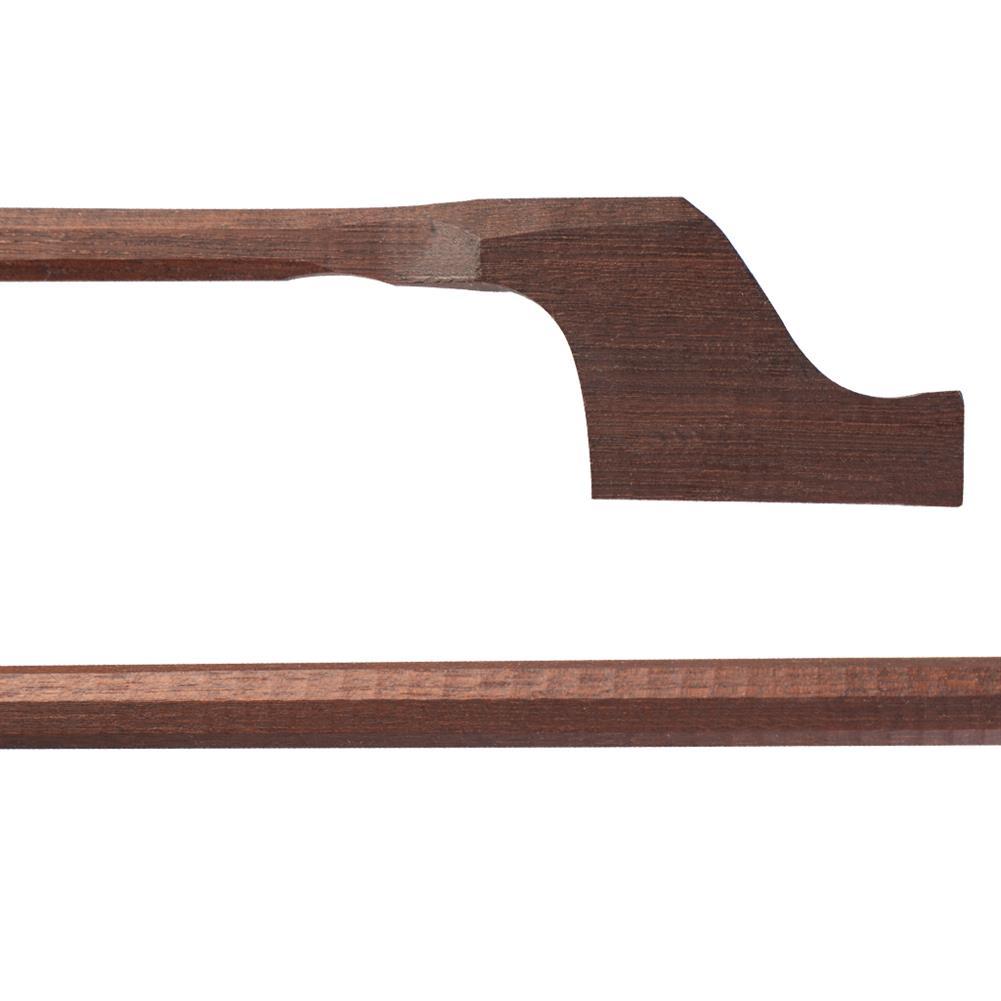 strings-accessories NAOMI Brazilian Wood Billet Rough Big Bass Bow for 4/4 Big Bass HOB1777696