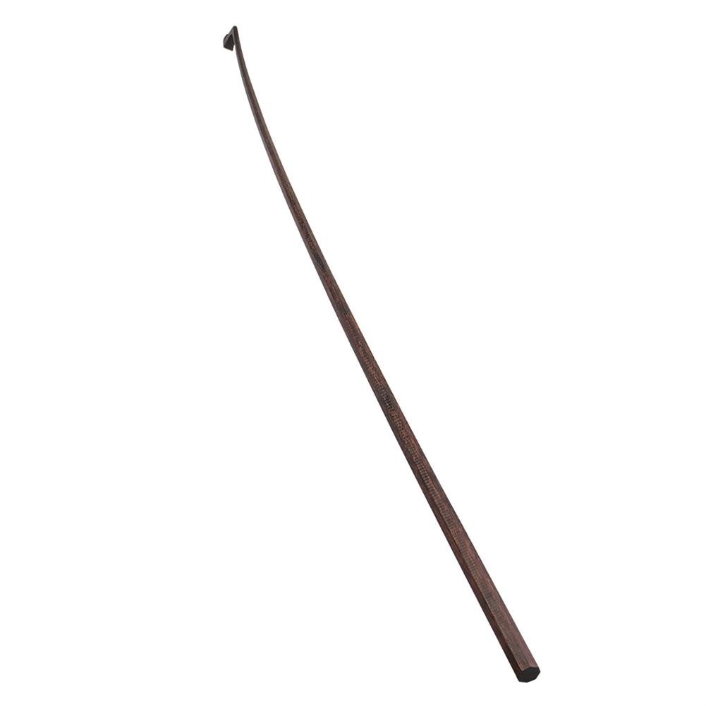 strings-accessories NAOMI Ebony Blank Violin Bow Repaired Bow Head for 4/4 Violin HOB1777698 3