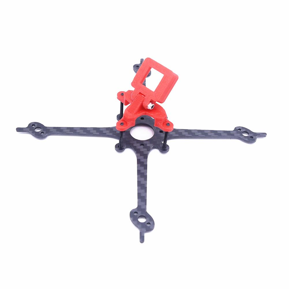 multi-rotor-parts 10g Apro125 Plus 125mm 3K Carbon Fiber 3 inch Toothpick Frame Kit for RC FPV Racing Drone Support 16x16mm 25.5x25.5mm Flight Controller HOB1777925 1
