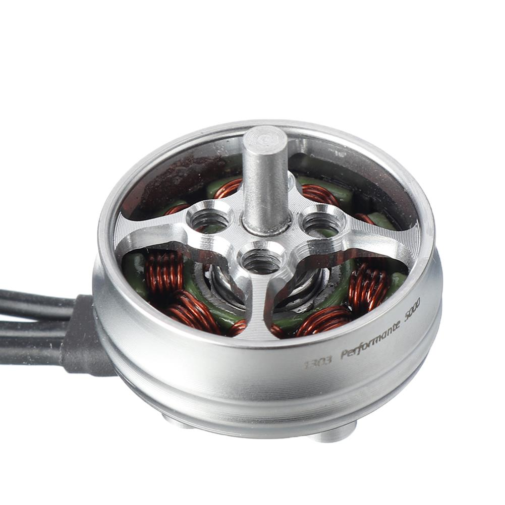 multi-rotor-parts AMAX Perfomate 1303 5000KV 7500KV 3-4S Brushless Motor T-Bell 2mm Shaft for Toothpick RC Drone FPV Racing HOB1778120
