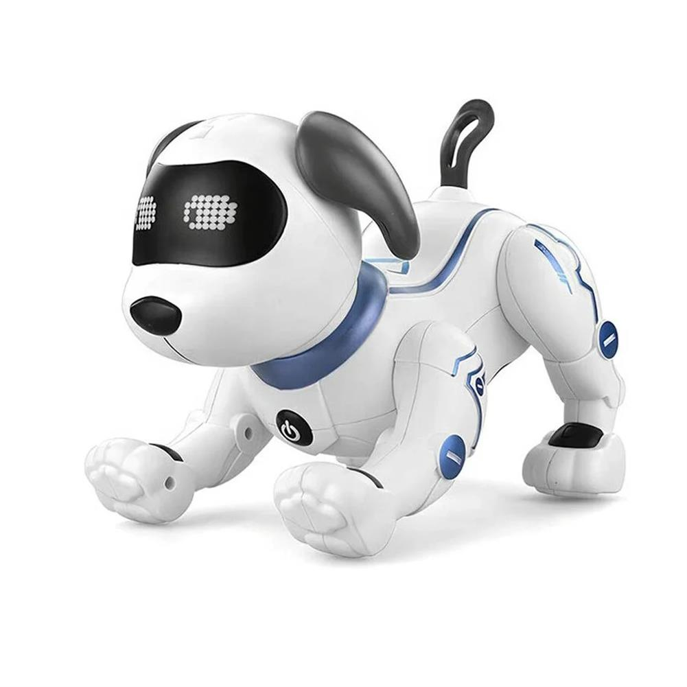 robot-toys JJRC LN-K16-YW Smart Programmable Robot Dog interactive Dancing Radio Controlled RC Robot Toy HOB1778184