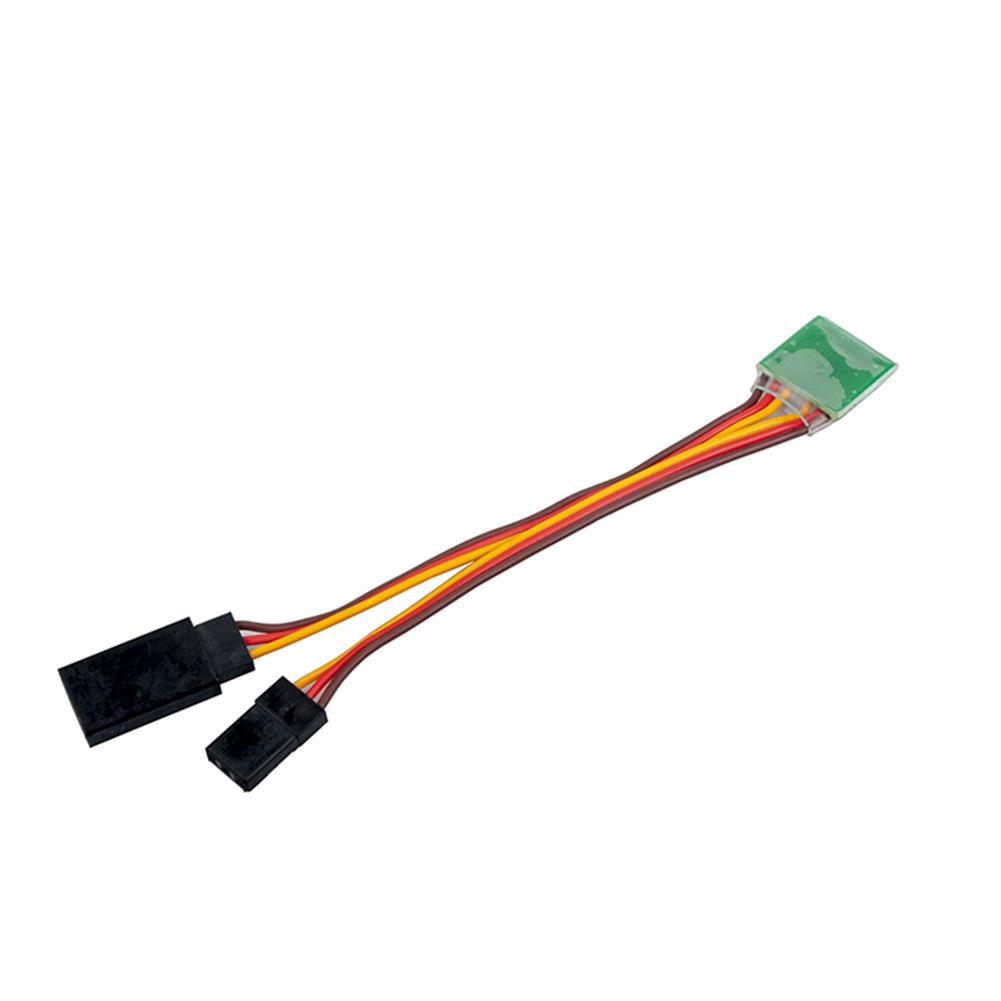 robot-parts-tools RJX1949 4 ~ 6V 2A Servo Signal Reverser Compatible for 9G Servo HOB1779796 1