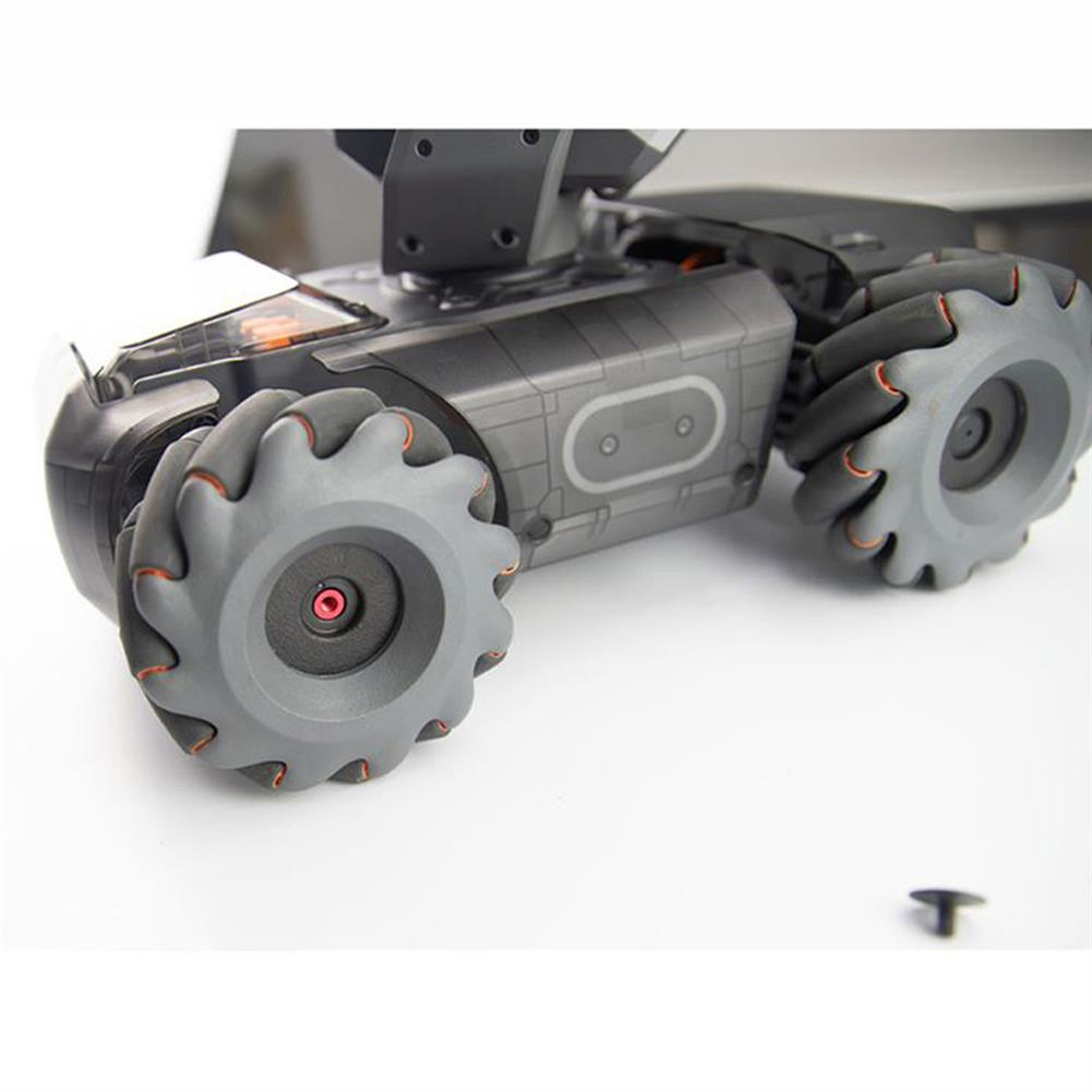 robot-parts-tools DJI RoboMaster S1 Aluminum Alloy Wheel Connector for RC Robot Connector Accessories HOB1779828 3