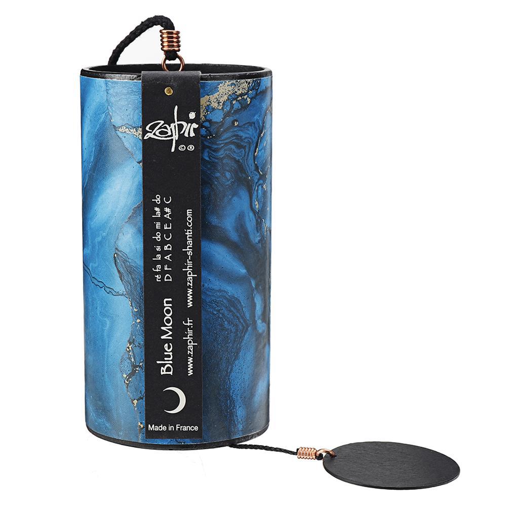 folk-world-percussion Zaphir 5 Element Wind Chime Handmade Healing instrument Hand-cranked Pendant HOB1780956 1