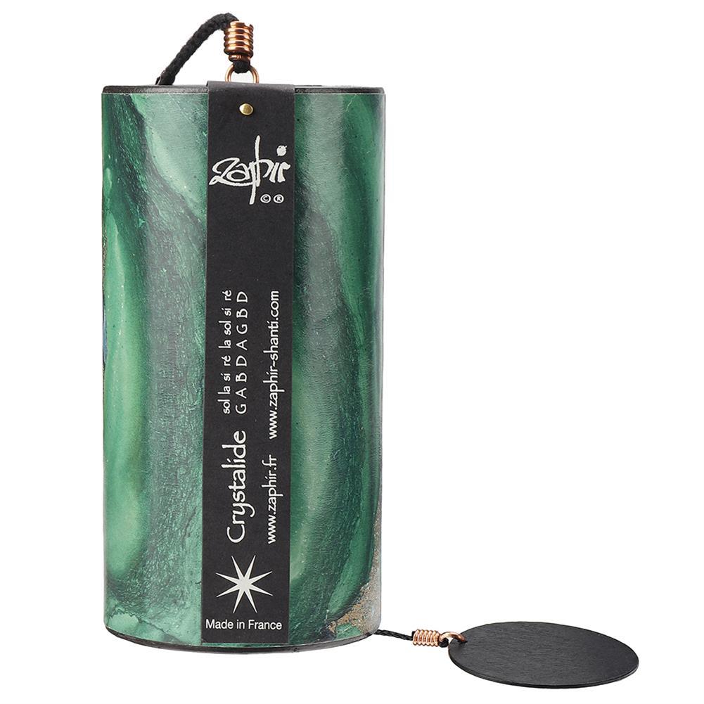 folk-world-percussion Zaphir 5 Element Wind Chime Handmade Healing instrument Hand-cranked Pendant HOB1780956 3