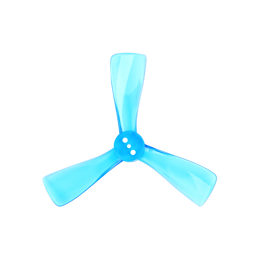 multi-rotor-parts 2 Pairs iFlight Nazgul Cine 2525 2.5x2.5 2.5 inch 3-Blade Propeller for Protek25 HD Whoop RC Drone FPV Racing HOB1781171 3