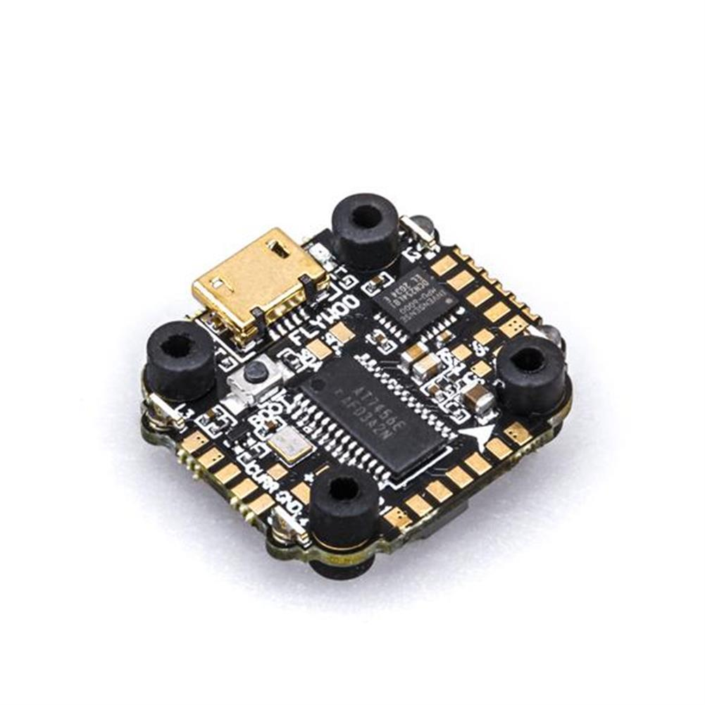multi-rotor-parts 16x16mm Flywoo GOKU F4 V2.1 Flight Controller 2-4S with onboard LED & Black Box for RC Drone FPV Racing HOB1781285