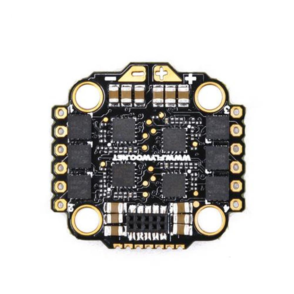 multi-rotor-parts 16x16mm Flywoo GOKU BS13A V2 13A BLheli_S 2-4S 4in1 Brushless ESC for RC Drone FPV Racing HOB1781382