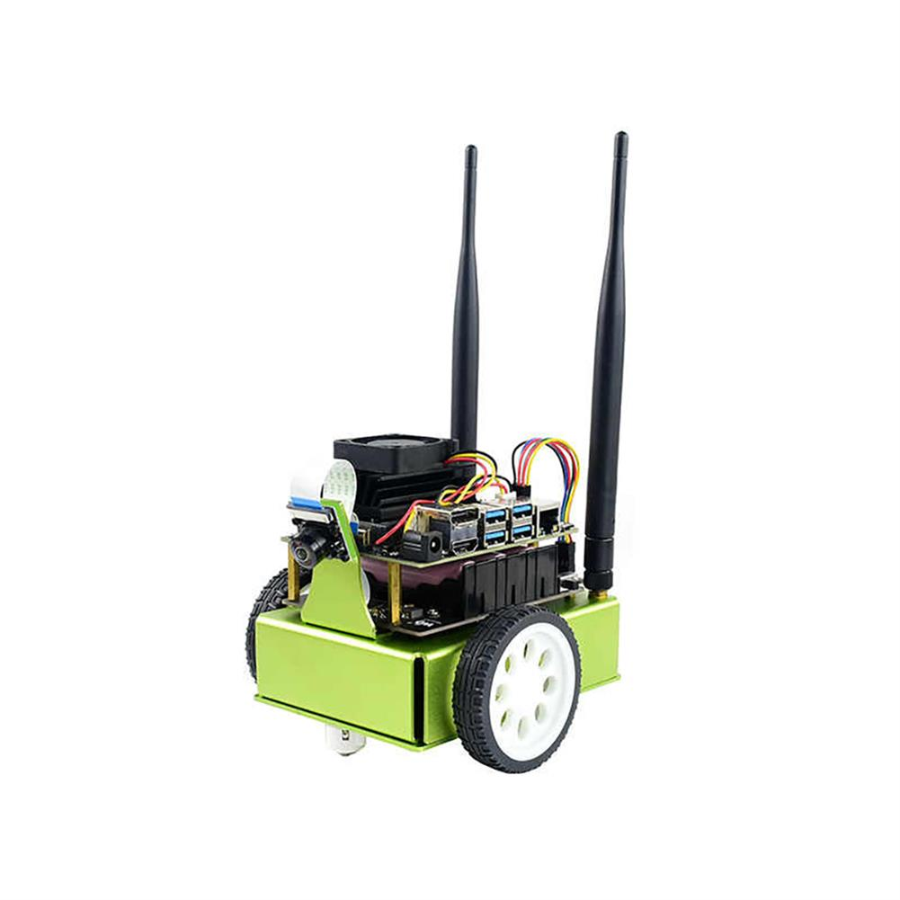smart-robot JetBot AI Kit AI Robot Based on NVIDIA Jetson Nano Facial Recognition Object Tracking Artificial intelligence Robot Car Kit HOB1781860