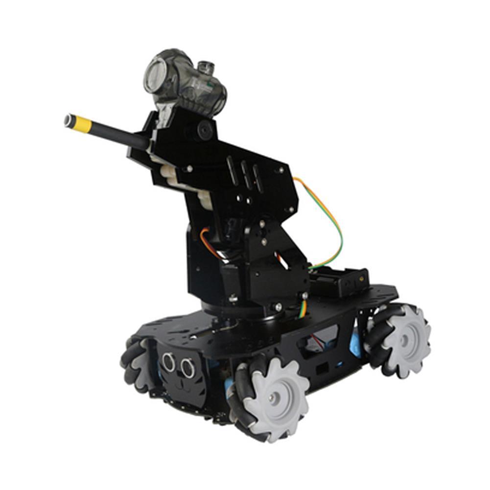 smart-robot-car Qiguopie S1 Mecha Master Water Bombs Chariot Mecanum Wheel Programming Smart Car HOB1781866
