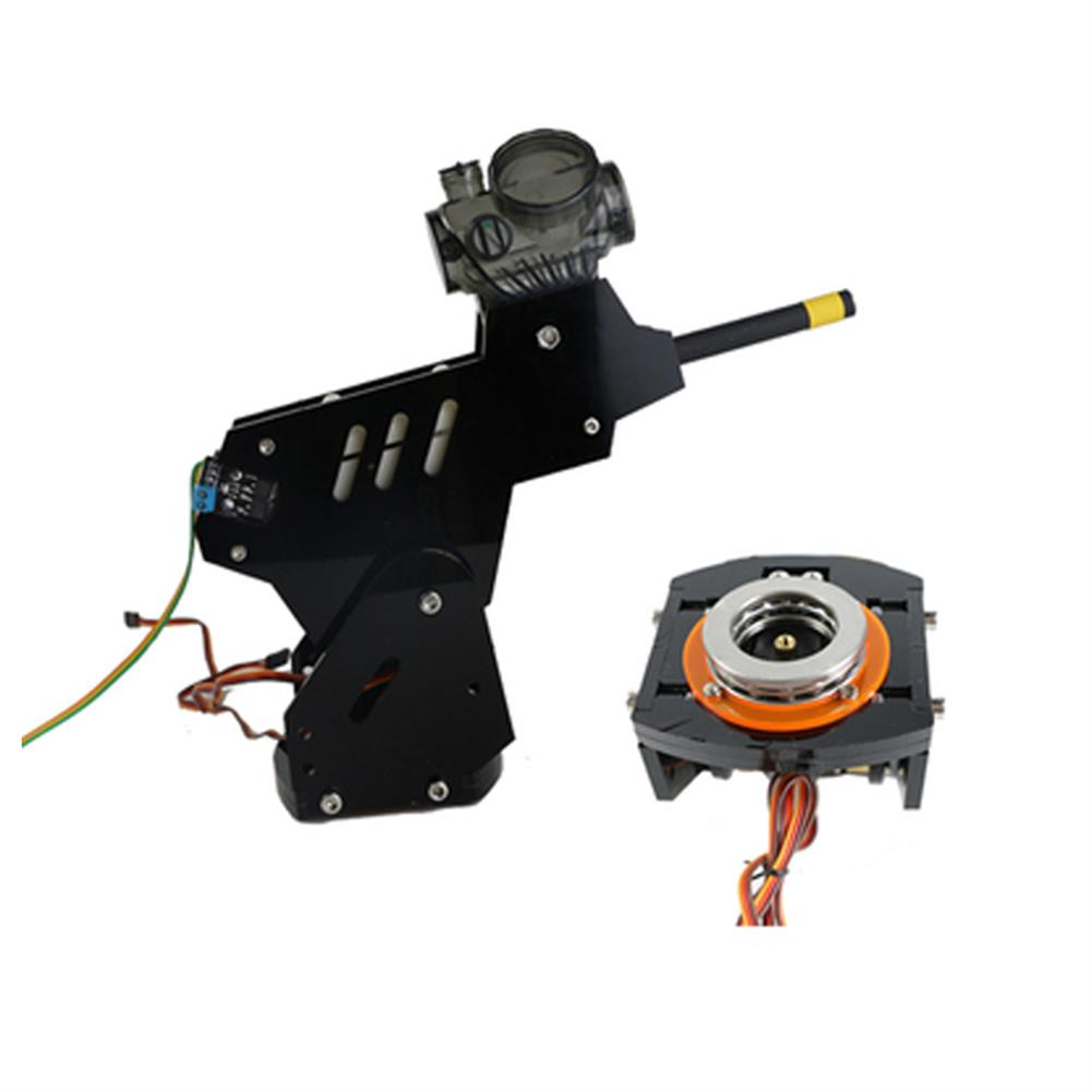 smart-robot-car Qiguopie S1 Mecha Master Water Bombs Chariot Mecanum Wheel Programming Smart Car HOB1781866 1