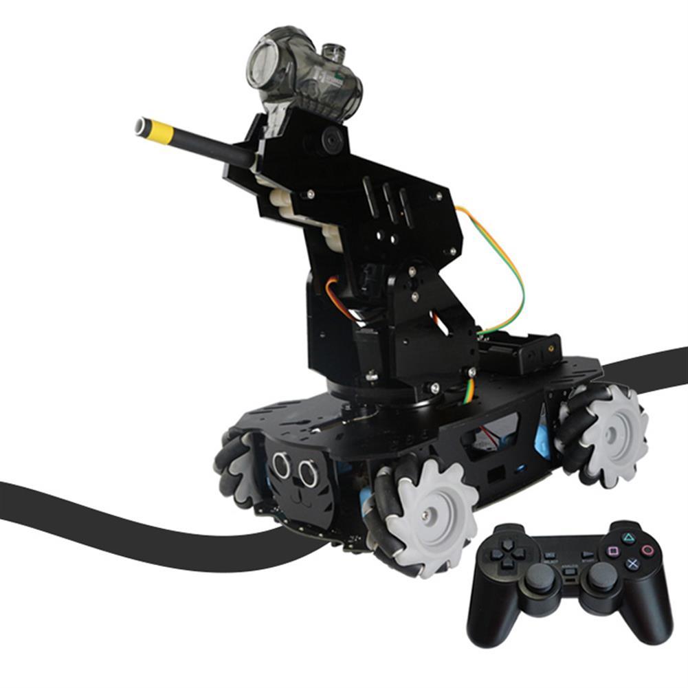 smart-robot-car Qiguopie S1 Mecha Master Water Bombs Chariot Mecanum Wheel Programming Smart Car HOB1781866 2