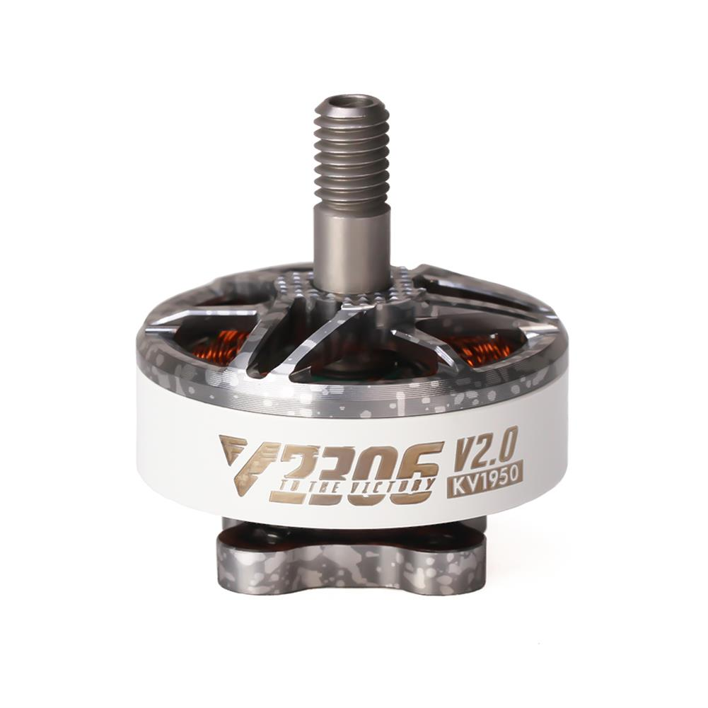 multi-rotor-parts T-Motor Velox V2306 V2 2306 1950KV 5-6S / 2400KV 4S Brushless Motor for Freestyle RC Drone FPV Racing HOB1782269