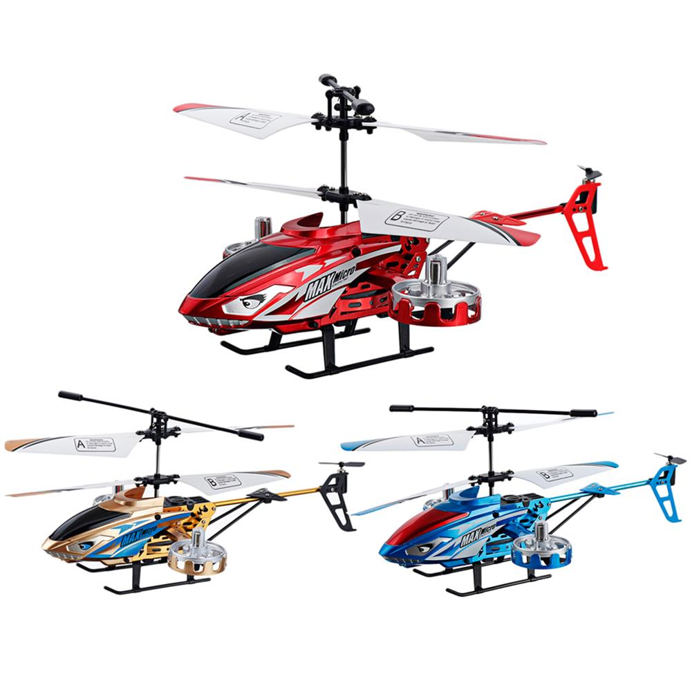 rc-helicopter 4.5CH Electric Light USB Charging Remote Control RC Helicopter RTF for Children Outdoor Toys HOB1782362