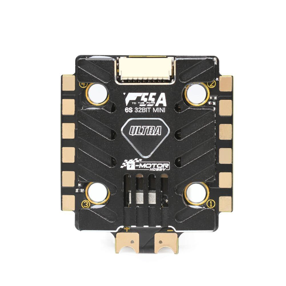 multi-rotor-parts 20x20mm Ultra T-Motor F55A Mini 55A BLHeli_32 3-6S 4in1 Brushless ESC with F4 Core MCU Support Telemetry for RC Drone FPV Racing HOB1782415