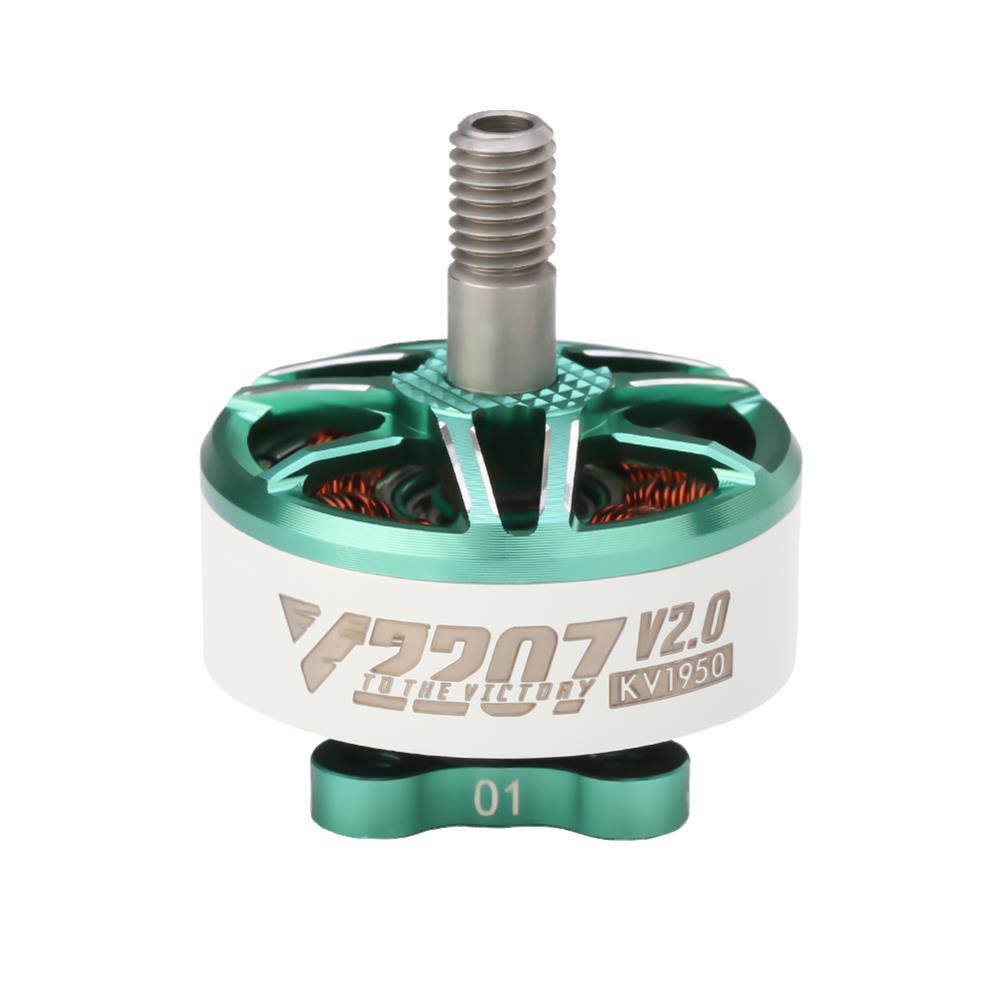 multi-rotor-parts T-Motor Velox V2207 V2 2207 1750KV 1950KV 5-6S / 2550KV 4S Brushless Motor for Freestyle RC Drone FPV Racing HOB1782505 1