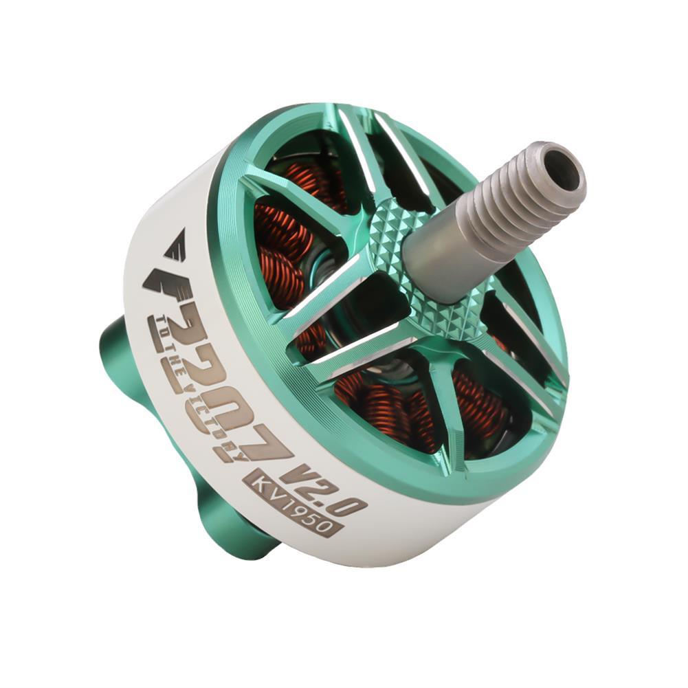 multi-rotor-parts T-Motor Velox V2207 V2 2207 1750KV 1950KV 5-6S / 2550KV 4S Brushless Motor for Freestyle RC Drone FPV Racing HOB1782505 2