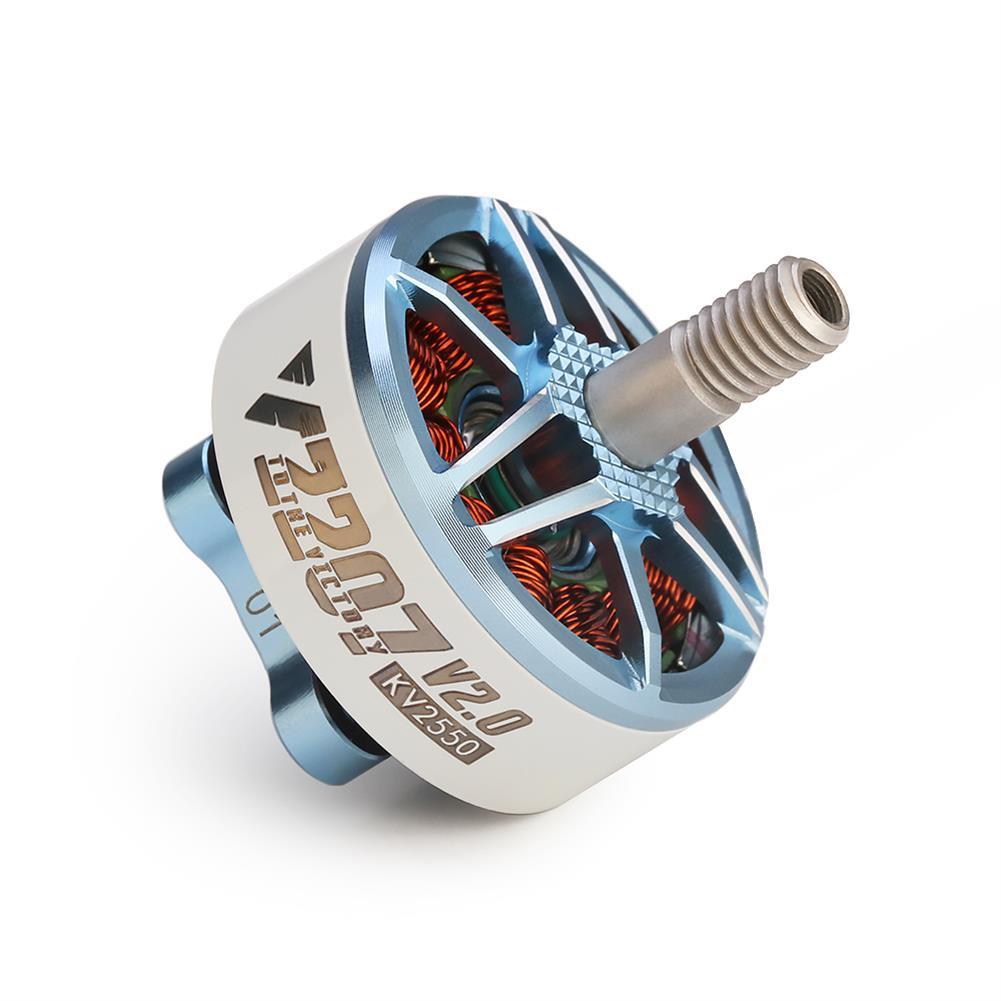 multi-rotor-parts T-Motor Velox V2207 V2 2207 1750KV 1950KV 5-6S / 2550KV 4S Brushless Motor for Freestyle RC Drone FPV Racing HOB1782505 3