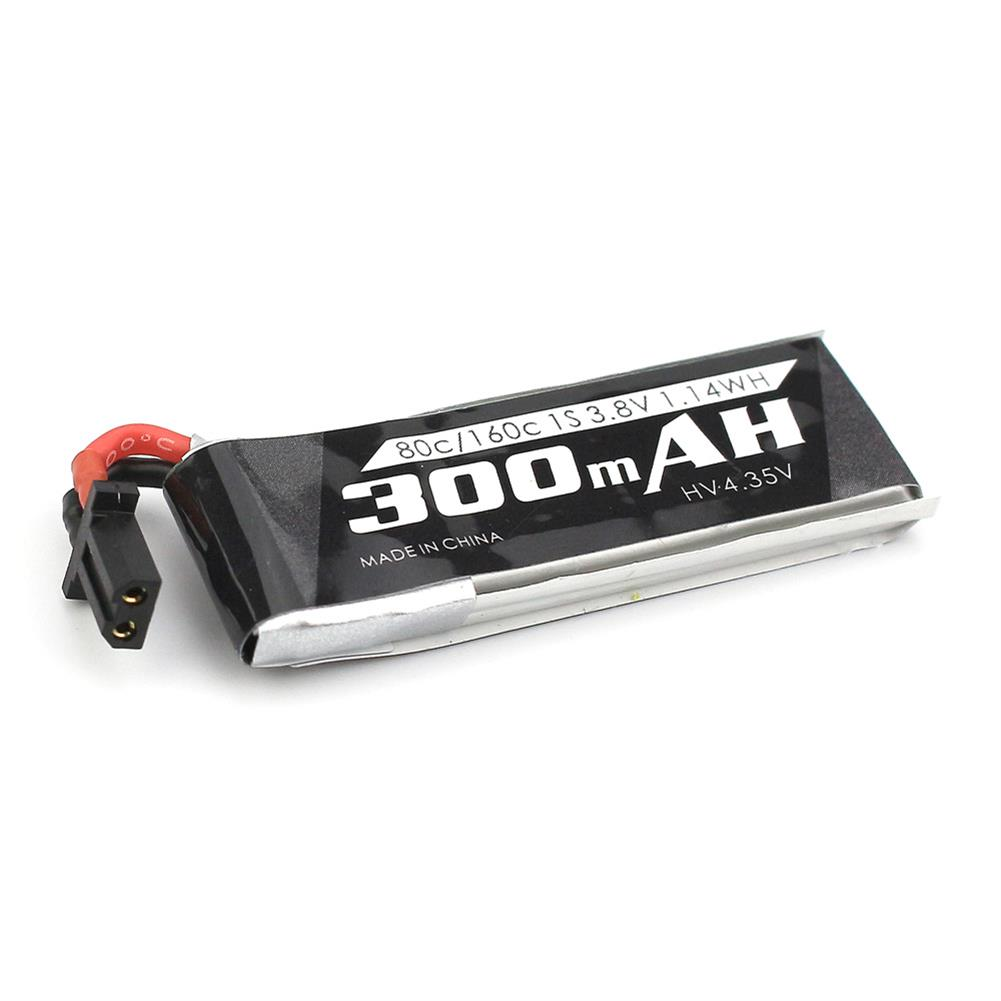 multi-rotor-parts Emax Nanohawk Spare Part 1S 4.35HV 300mAh 80C Lipo Battery for Tiny Whoop RC Drone FPV Racing HOB1783204