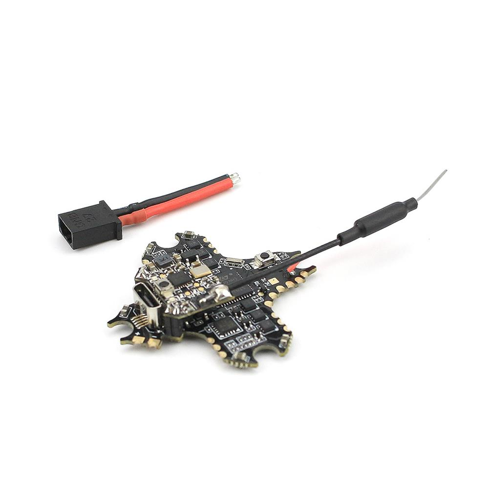 multi-rotor-parts Emax Nanohawk Spare Part F4 Flight Controller AIO 5A BL_S 4in1 ESC 25mW VTX & Compatible Frsky D8 / D16 Receiver for RC Drone FPV Racing HOB1783209 1