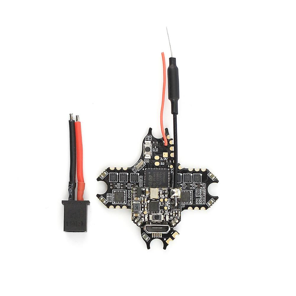 multi-rotor-parts Emax Nanohawk Spare Part F4 Flight Controller AIO 5A BL_S 4in1 ESC 25mW VTX & Compatible Frsky D8 / D16 Receiver for RC Drone FPV Racing HOB1783209 2