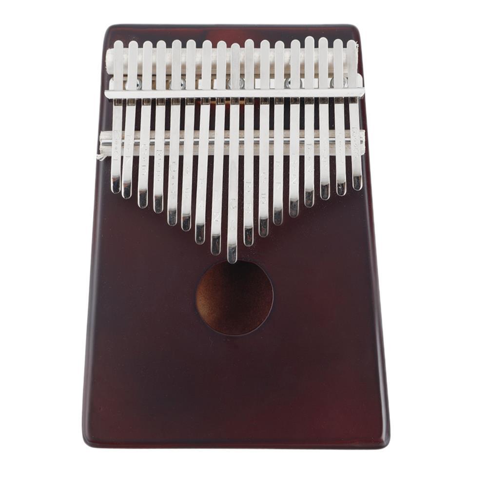 kalimba NAOMI K08 17 Keys Olid Wood Carved Kalimba Thumbs Piano Musical instruments HOB1783946