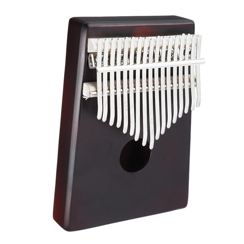 kalimba NAOMI K08 17 Keys Olid Wood Carved Kalimba Thumbs Piano Musical instruments HOB1783946 1
