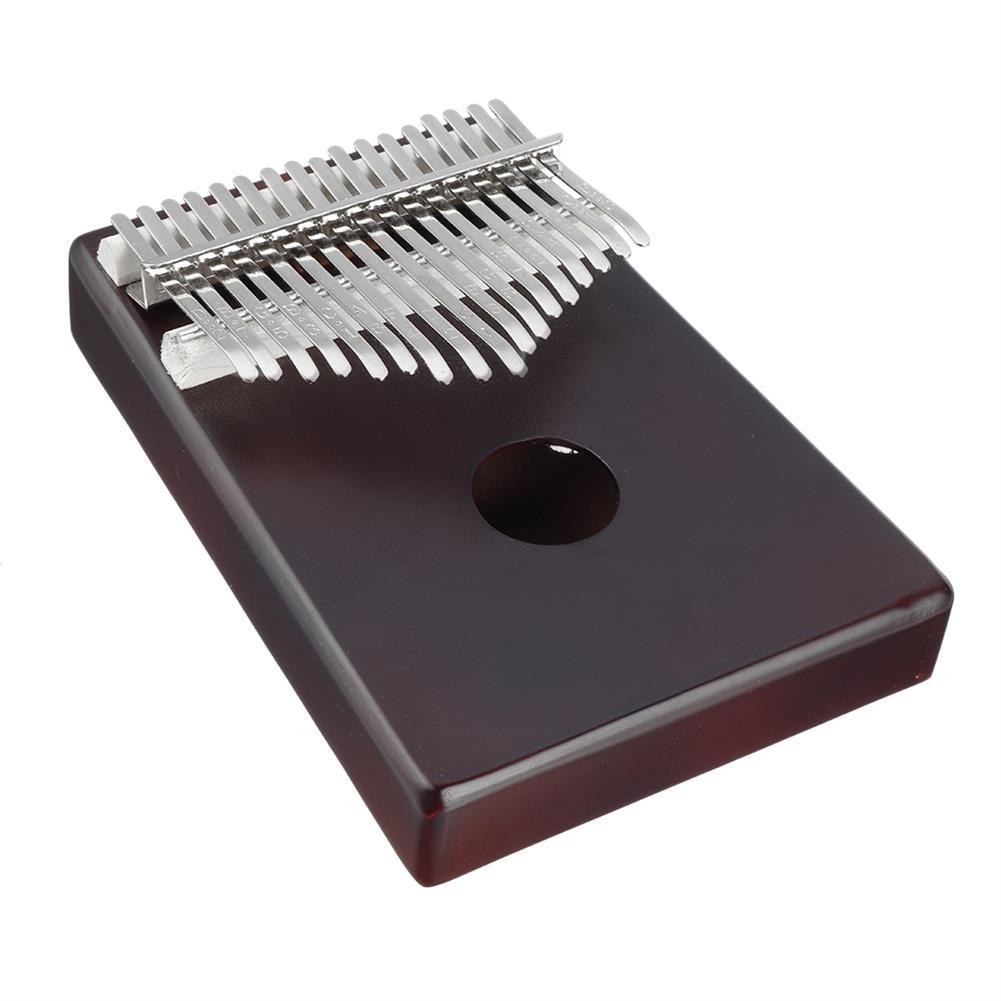 kalimba NAOMI K08 17 Keys Olid Wood Carved Kalimba Thumbs Piano Musical instruments HOB1783946 2